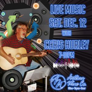 Live Music with Chris Hurley