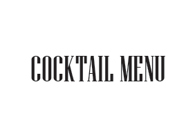 wine-menu-cocktails